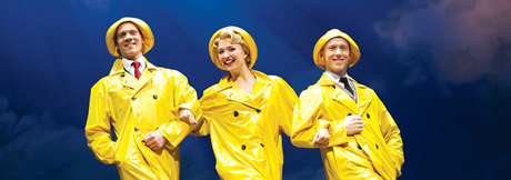 Singin` In The Rain at the Palace Theatre