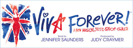 Viva Forever! at the Piccadilly Theatre