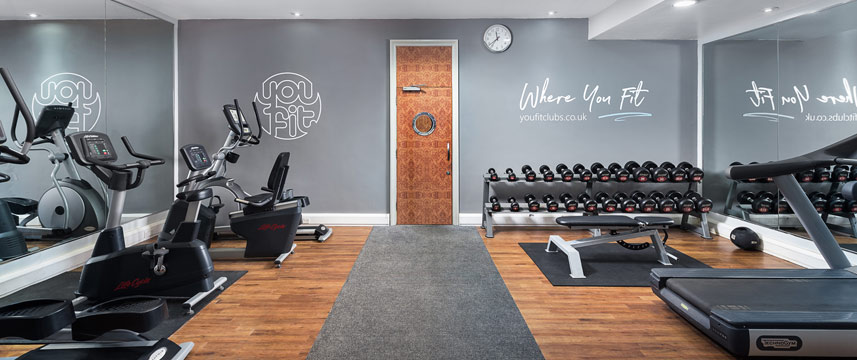 voco St Johns Solihull Fitness Suite