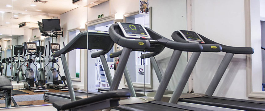 voco St Johns Solihull Gym Equipment