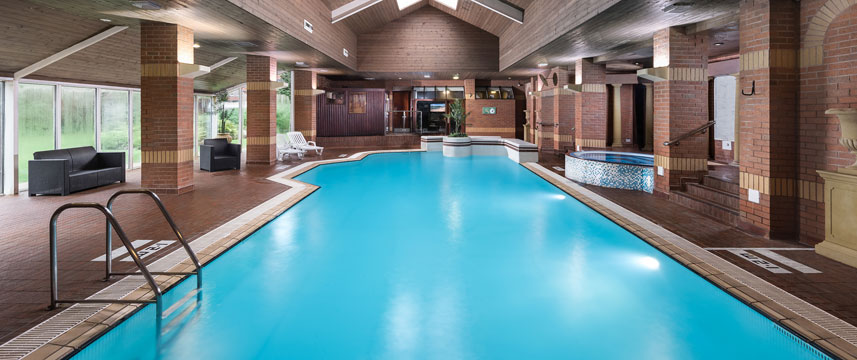 voco St Johns Solihull Pool