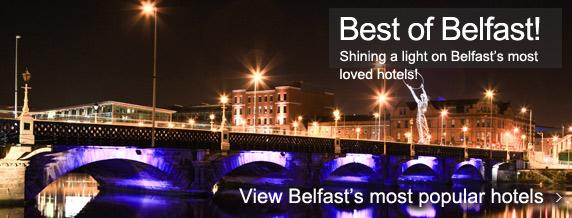 Belfast most popular hotels