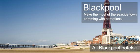 Blackpool hotels
