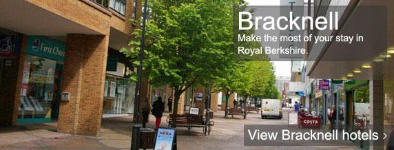 Bracknell hotels