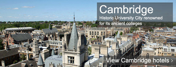 Cambridge hotels