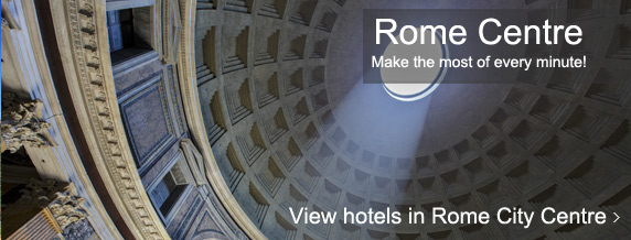 Central Rome hotels