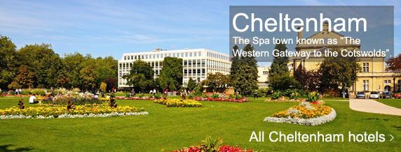 Cheltenham hotels