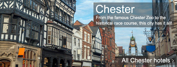 Chester hotels