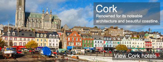 Cork hotels