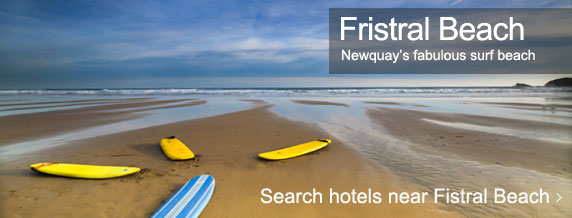 Hotels near Fistral Beach