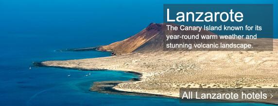Lanzarote hotels