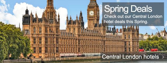 Spring London hotels
