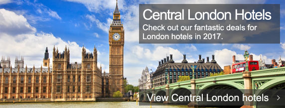London Hotel deals