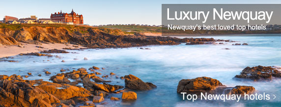 Newquay luxury hotels