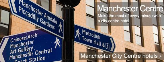 Hotels near Manchester City Centre