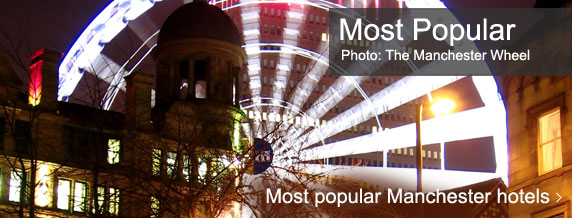 Most Popular Manchester hotels