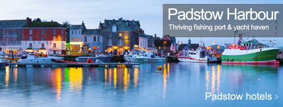 Hotels near Padstow Harbour