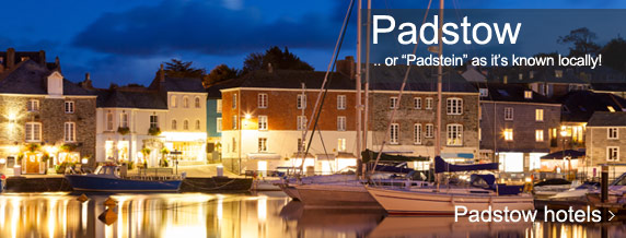 Padstow hotels