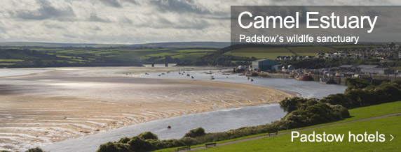 Padstow Camel Estuary hotels