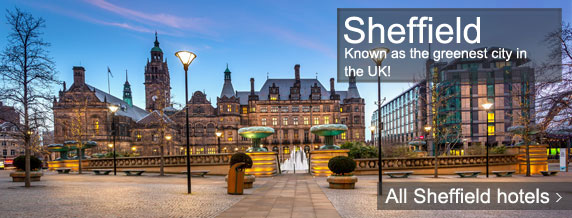 Sheffield hotels