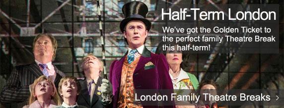 Family Theatre Breaks