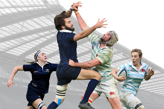 The Varsity Match - Oxford v Cambridge