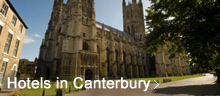 View Hotels in Canterbury