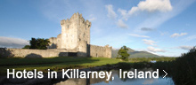 View Hotels in Killarney