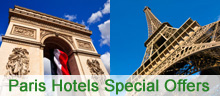 Last Minute and Special Offers in Paris