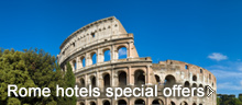 Last Minute and Special Offers in Rome