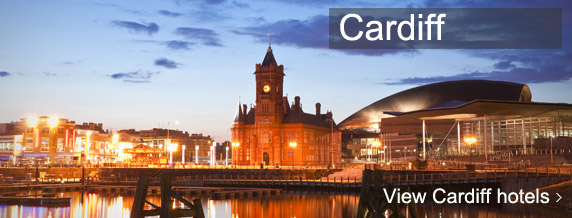 Cardiff hotels
