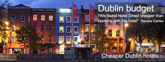 Dublin cheap hotels