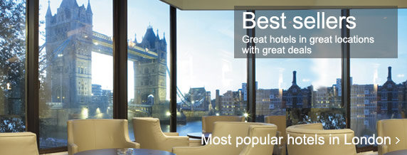 London Most Popular hotels