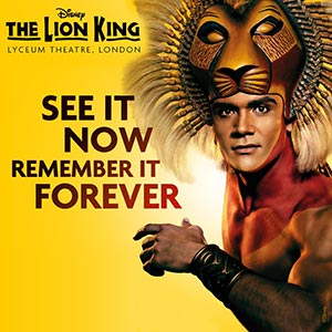 Disney`s The Lion King