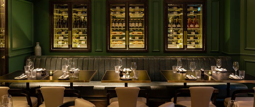 11 Cadogan Gardens - Hans Bar & Grill Tables