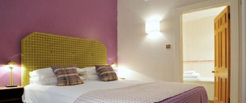 Abbey Hotel Double Bedded