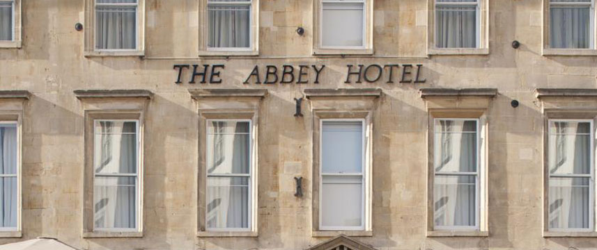 Abbey Hotel Outside