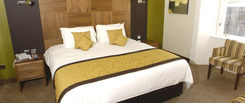 Acorn Hotel - Double Bedroom