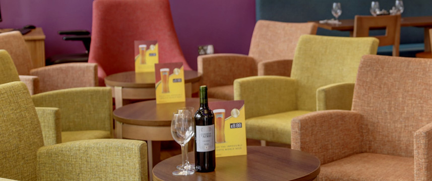 Airlink Hotel Bar Seating