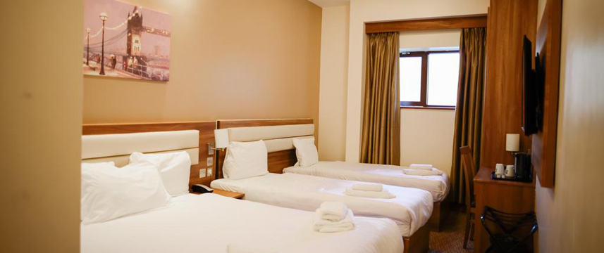 Airlink Hotel Executive Family Suite