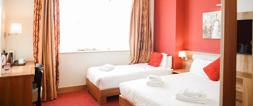 Airlink Hotel Family Suite