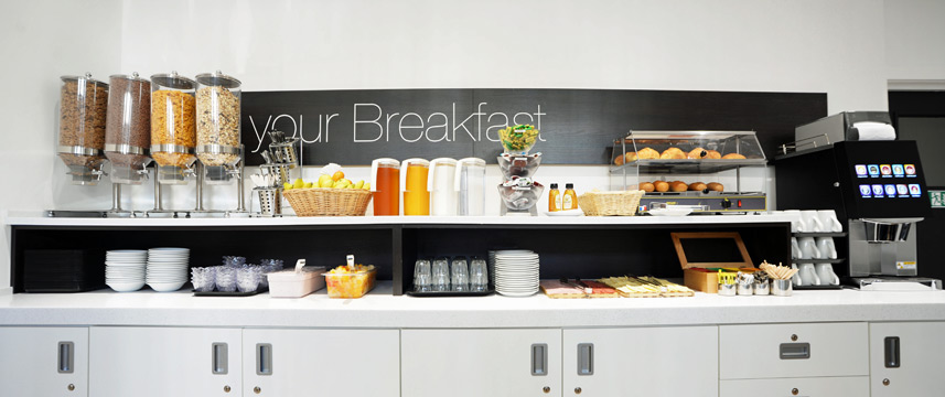 Airways Hotel Victoria - Breakfast Buffet