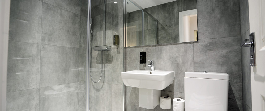 Airways Hotel Victoria - Ensuite