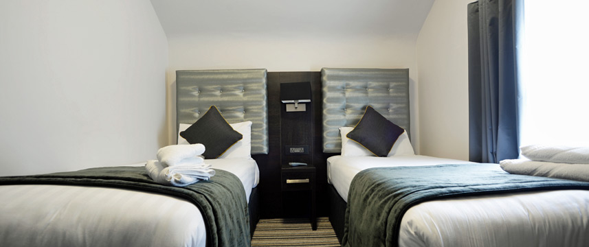 Airways Hotel Victoria - Twin Beds