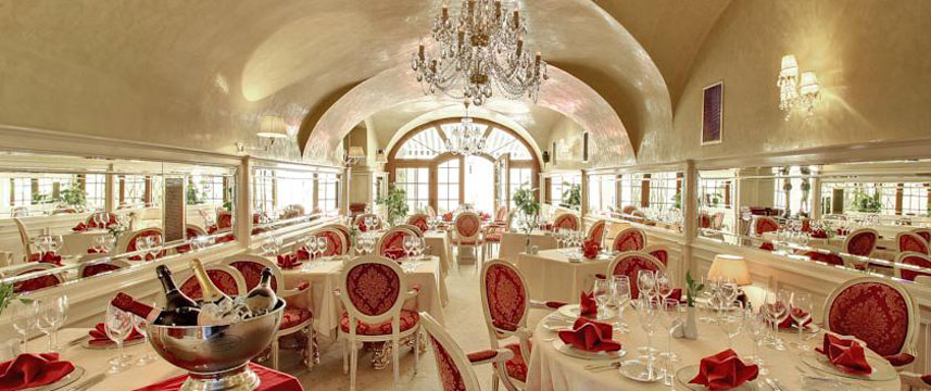 Alchymist Grand Hotel And Spa - Dining