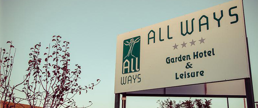 All Seasons Garden Sign