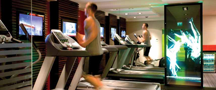 Amba Hotel Charing Cross - Health Club
