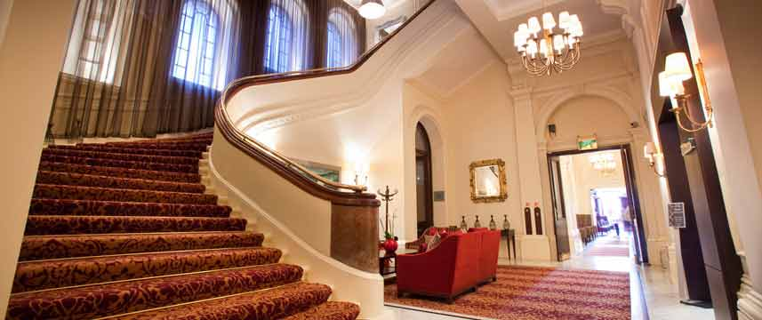 Amba Hotel Charing Cross - Main Staircase