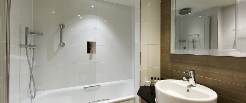 Amba Hotel Marble Arch - Deluxe Bathroom