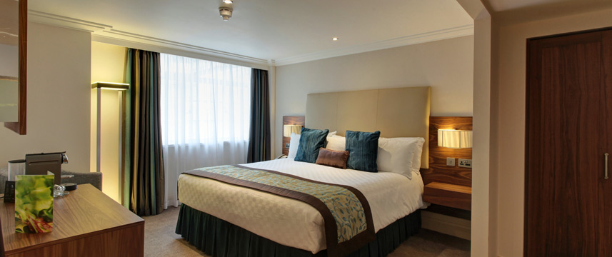 Amba Hotel Marble Arch - Standard Double Room